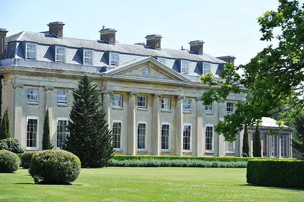 Overnight Break with Dinner for Two at The Ickworth Hotel