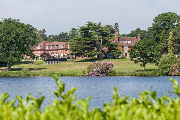 Champneys Overnight Spa Break with Lunch and Dinner for Two at Forest Mere