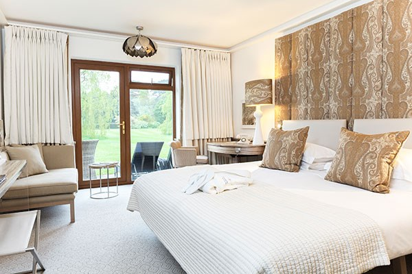 Champneys Spa Break with Lunch and Dinner for Two at Tring