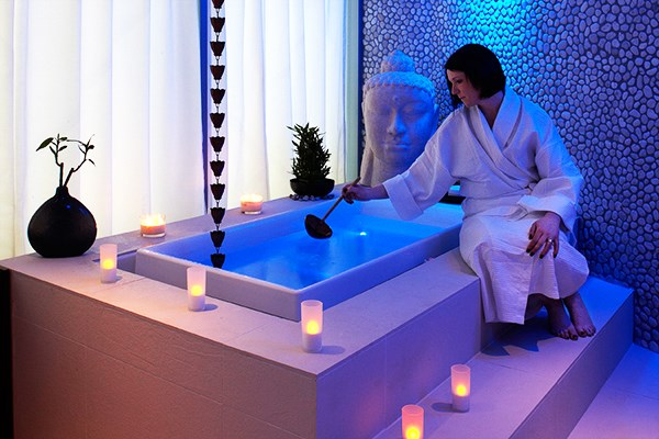 Overnight Deluxe Spa Break with Prosecco for Two at Hotel Rafayel