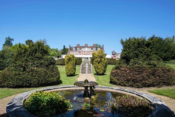 Luxury Escape for Two at Hunton Park Hotel