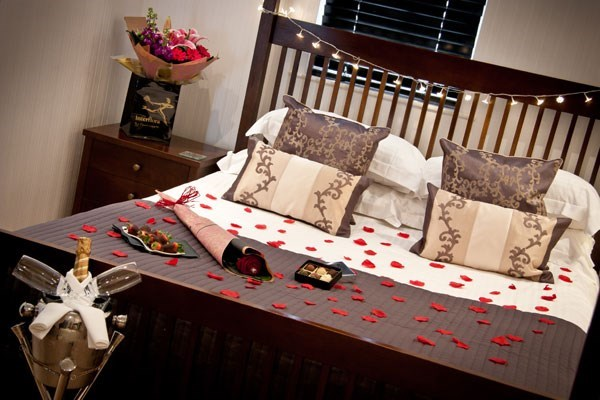 One Night Romantic Break at The Howbeck