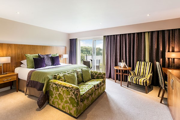One Night Break in a Deluxe Room at Coniston Hotel