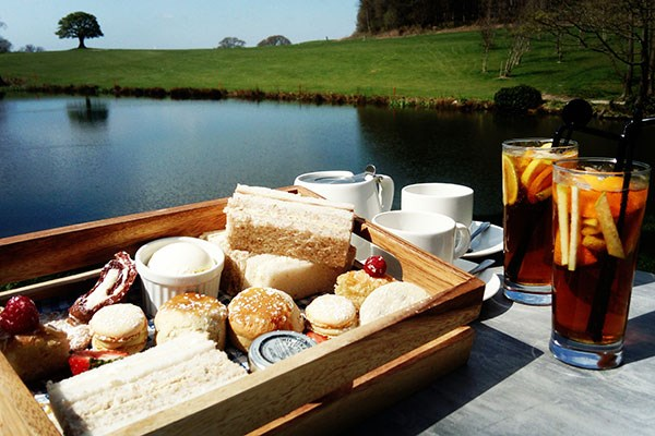 Afternoon Tea at Shrigley Hall Hotel