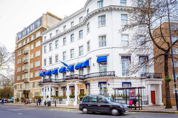 Overnight Escape for Two with Afternoon Tea at London Elizabeth Hotel