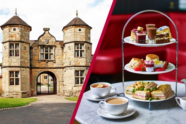 One Night UK Wide Hotel Break and Afternoon Tea
