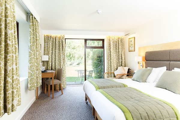 Champneys Overnight Spa Break with Lunch and Dinner for Two at Springs