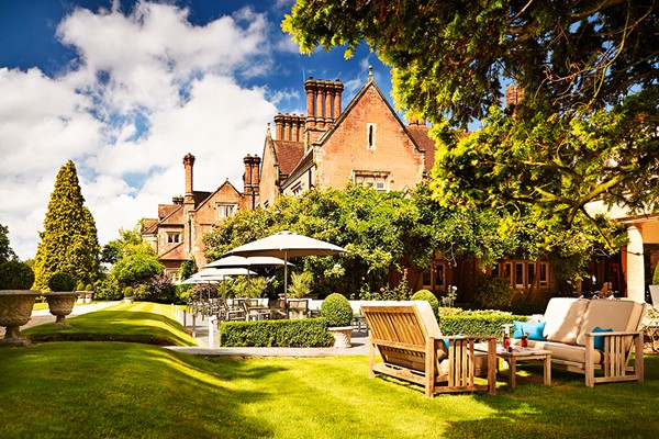 Luxury Overnight Escape with Dinner for Two at Alexander House