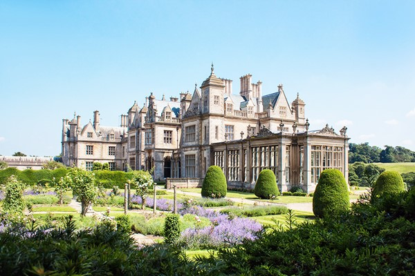 Two Night Luxury Escape with Dinner, Fizz and Afternoon Tea at Stoke Rochford Hall
