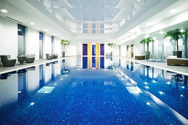 Indulgent Spa Day with Treatment and Lunch for Two at Crowne Plaza Reading
