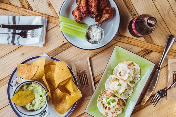 Brunch with Drinks for Two at Chicago Rib Shack