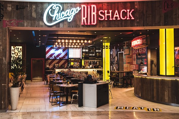 Bottomless Brunch for Two at Chicago Rib Shack