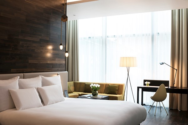 One Night Luxury Escape for Two at Pullman Liverpool