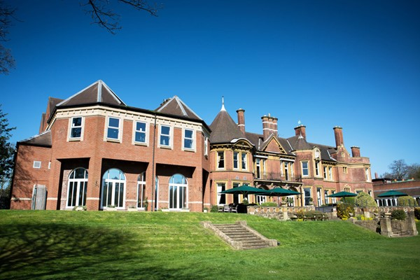 Overnight Break With Spa Access For Two At Moor Hall Hotel And Spa
