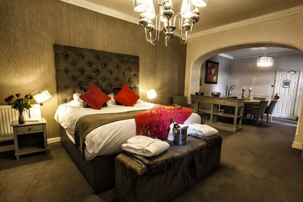 One Night Romantic Break at Stradey Park Hotel