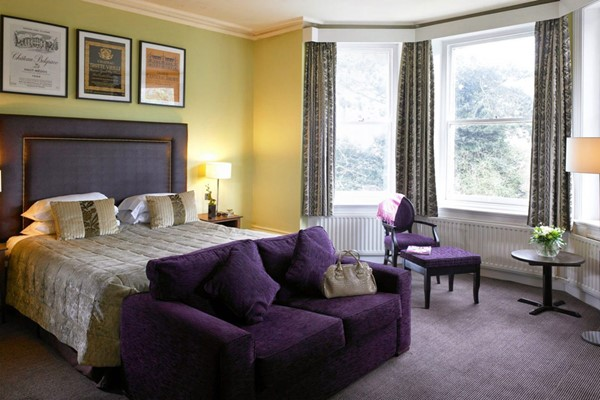 Two Night Spa Break with Treatments and Dinner for Two at Bournemouth West Cliff