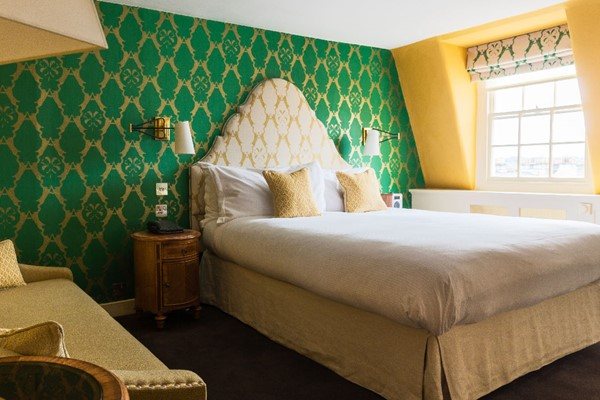 Two Night Escape for Two at The Queensberry Hotel