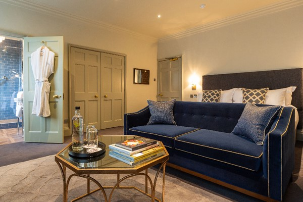 Overnight Escape for Two at The Queensberry Hotel