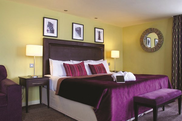 One Night Break with Dinner for Two at Hallmark Hotel Manchester