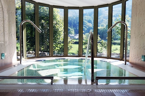 Overnight Boutique Escape for Two at Rothay Garden Hotel and Spa