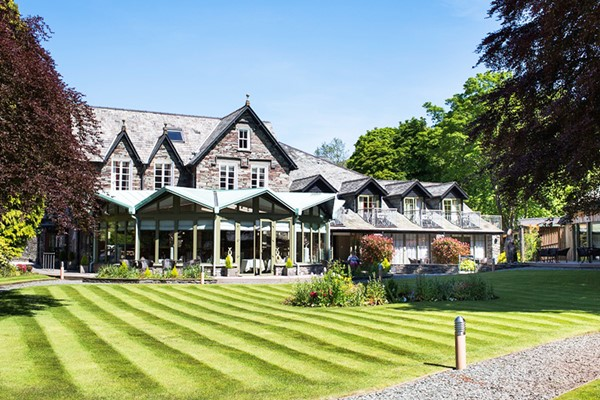 Two Night Country Escape for Two at Rothay Garden Hotel and Spa