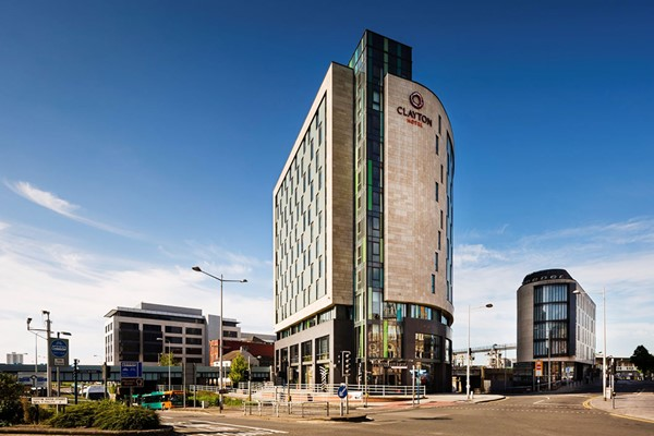 Overnight Stay for Two at Clayton Hotel Cardiff