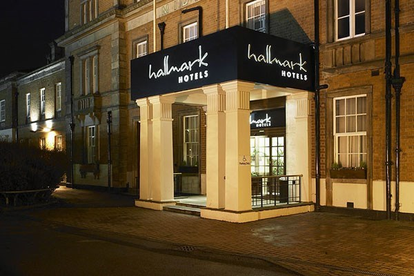 One Night Break with Dinner at Hallmark Hotel Derby Midland