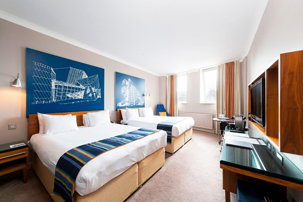Two Night Boutique Stay for Two at Townhouse Hotel Manchester