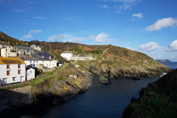 The Lugger Boutique Hotel in Cornwall