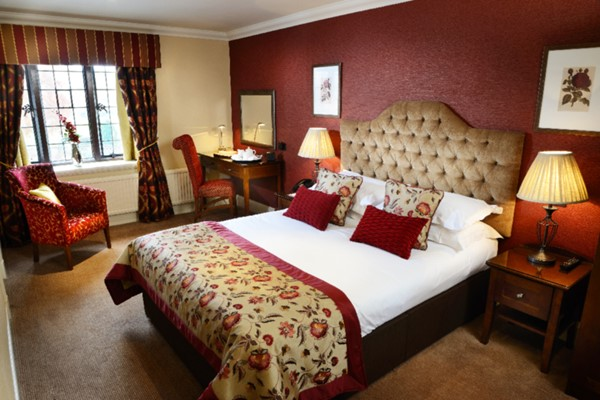 One Night Stay with Three Course Meal for Two at Inglewood Manor