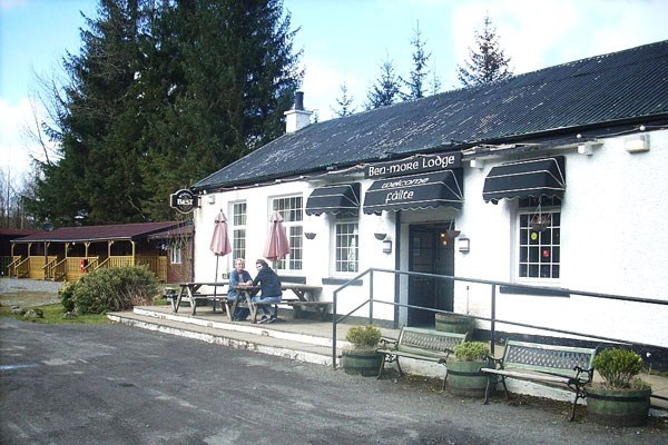 One Night Break at Ben More Lodge Hotel