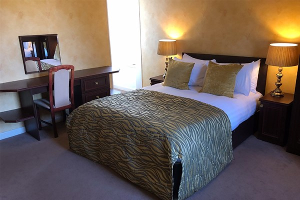 One Night Luxury Stay for Two at Royal Goat Hotel