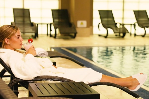 Spa Day with 25 Minute Treatment for Two at East Sussex National Hotel