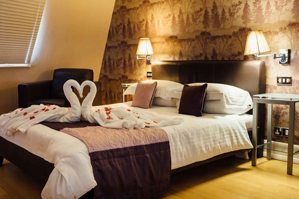 Luxury Overnight Stay with Three Course Meal for Two at Duke of Cornwall