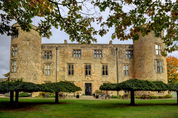 Overnight Luxury Escape for Two at Walworth Castle Hotel