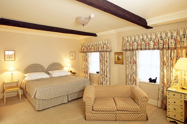 Overnight Castle Escape for Two at Hazlewood Castle