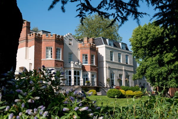 One Night Break with Dinner at Taplow House Hotel
