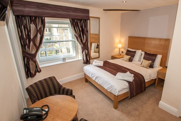 Two Night Break for Two at The Rutland Arms Hotel