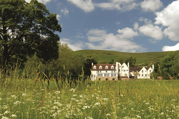 One Night Spa Break at Losehill House Hotel and Spa