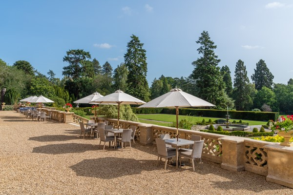 Two Night Indulgent Escape with Breakfast for Two at Easthampstead Park