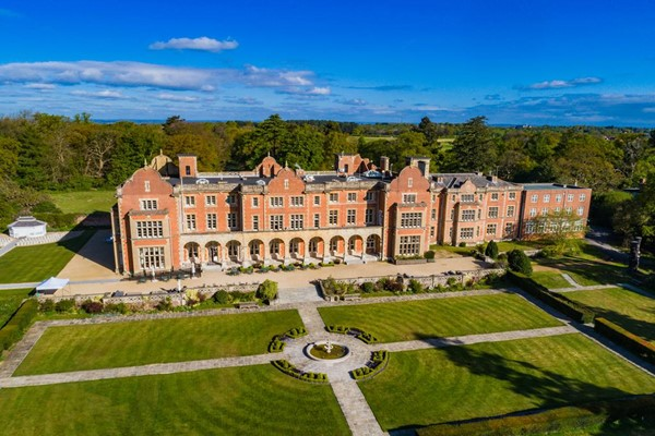 One Night Indulgent Escape with Breakfast for Two at Easthampstead Park