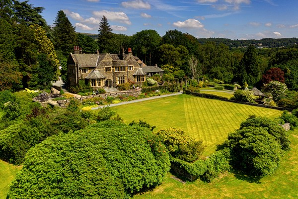 Overnight Stay with Sparkling Afternoon Tea for Two at Cragwood Country House Hotel