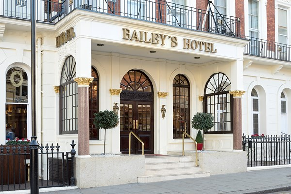 Overnight Stay and Dinner for Two at The Bailey's Hotel London Kensington