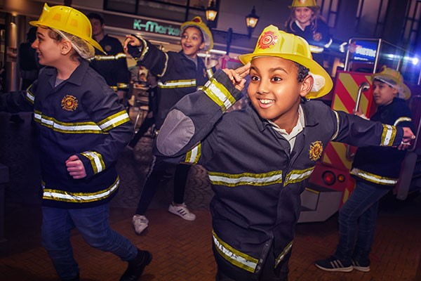 Entry to KidZania for Adult and Child at Westfield - Week Round