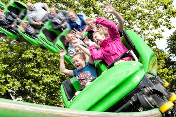 Drayton Manor Park Ticket for One Child