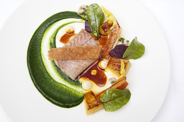 Three Course Michelin Starred Meal with Bubbles for Two at Galvin La Chapelle