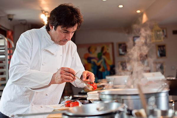 Online Cook Along Masterclass with Jean Christophe Novelli