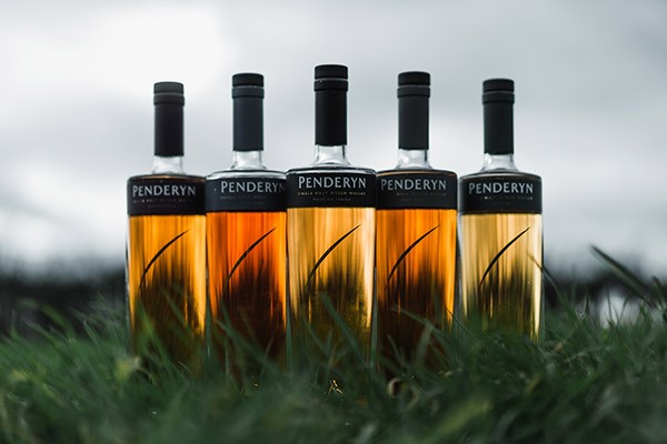 Virtual Whisky and Rum Tasting Experience with Penderyn Distillery