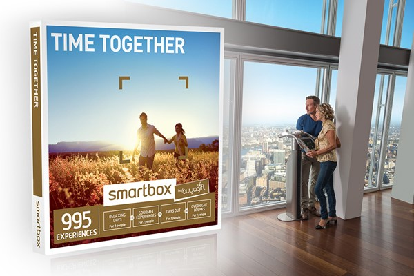 Time Together Experience Box
