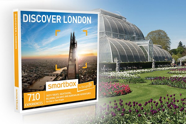 Discover London - Smartbox by Buyagift